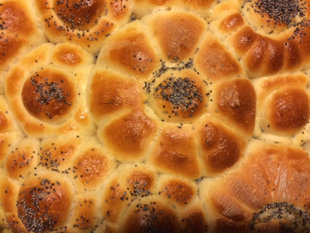 poppy bread